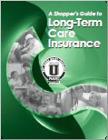 NAIC Shopper's Guide to Long-Term Care Insurance
