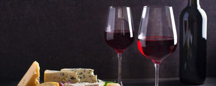 Study says cheese and red wine could boost brain health